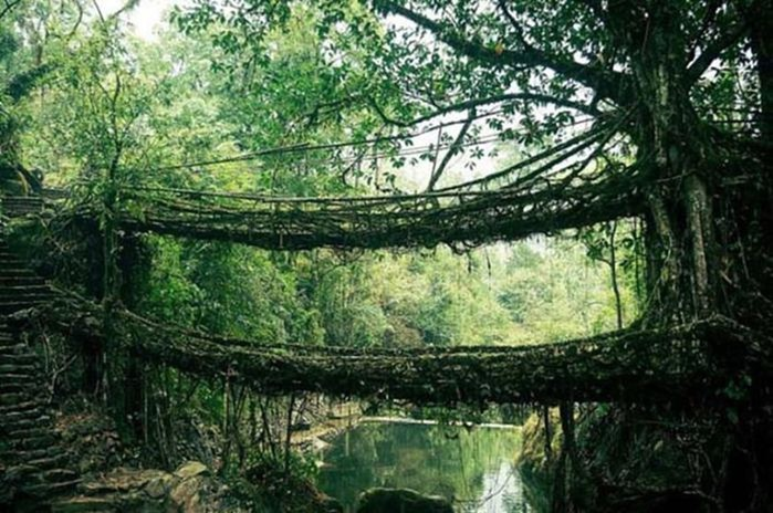 26 старинных и загадочных мостов со всего мира