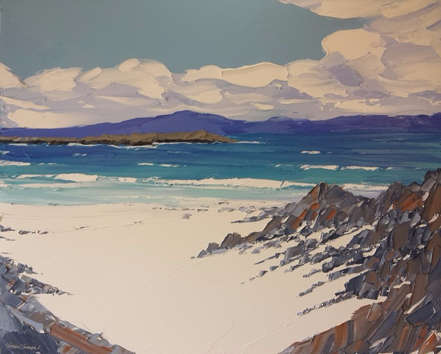 Traigh Ban, White Strand, Iona (635x511, 267Kb)