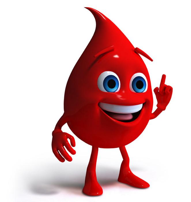 Прикольные картинки про кровь