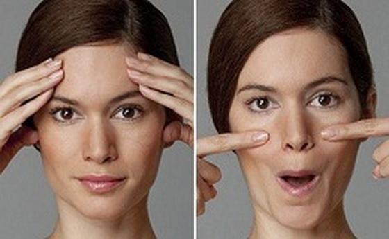 Эффективный способ похудения щек