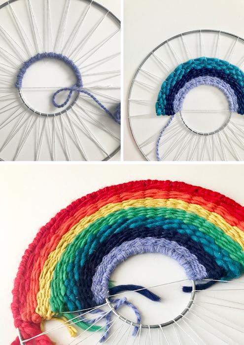 Rainbow-weaving_steps1-3 (495x700, 453Kb)