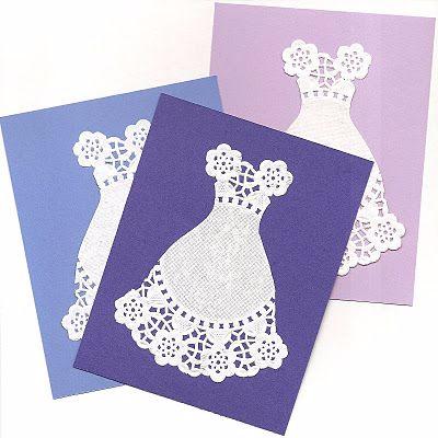 Прикольные, открытка к 8 марта платье из салфеток