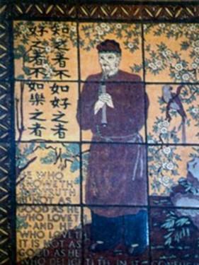 Конфуций   идеолог Древнего и современного Китая