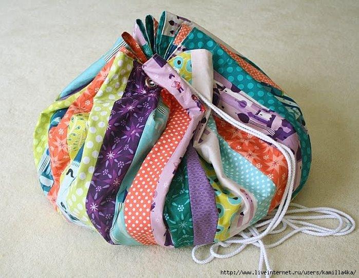 499fc6f71600 сумка для игрушек - Самое интересное в блогах