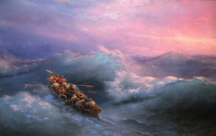 7 самых ужасных кораблекрушений в истории