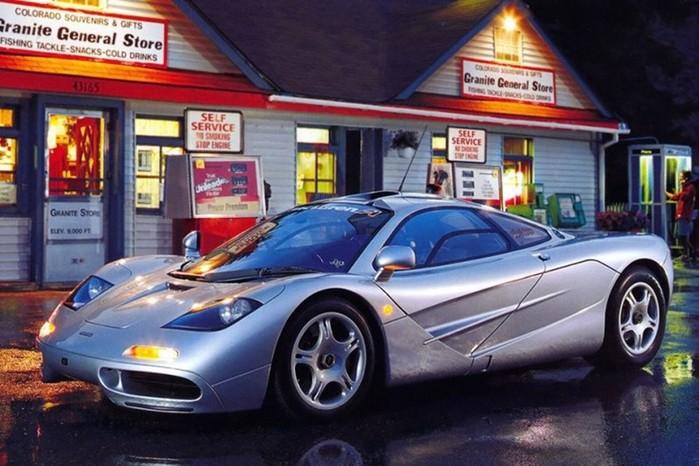 Какой расход топлива у самых быстрых автомобилей в мире