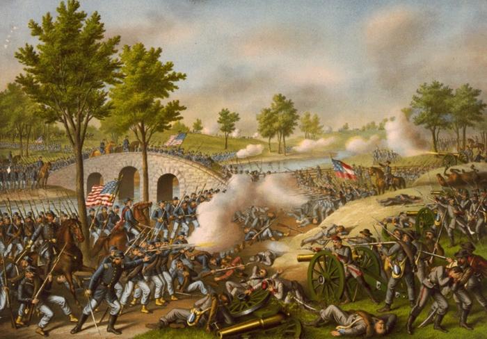 Самое нелепое и идиотское сражение в военной истории за всё время.