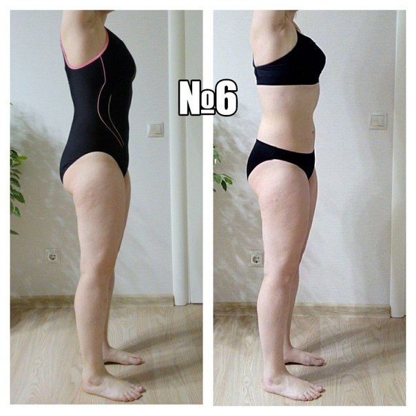 Чтобы ноги похудели сильно