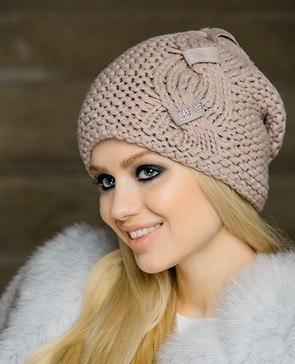 шапка платочной вязкой с косой обсуждение на Liveinternet
