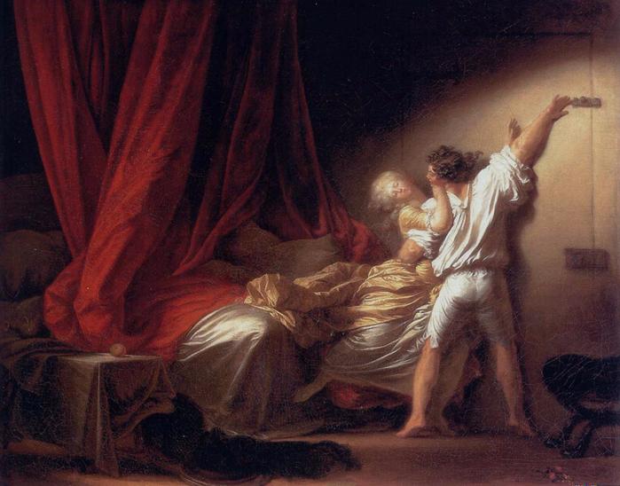 Древнегреческая эротическая живопись