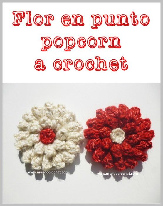 crochet flower - Самое интересное в блогах