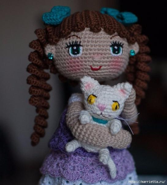 Амигуруми. Куколка Сашенька. Описание (2) - копия (545x605, 157Kb)