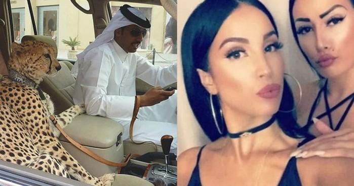 Темные факты яркой жизни богачей Дубая