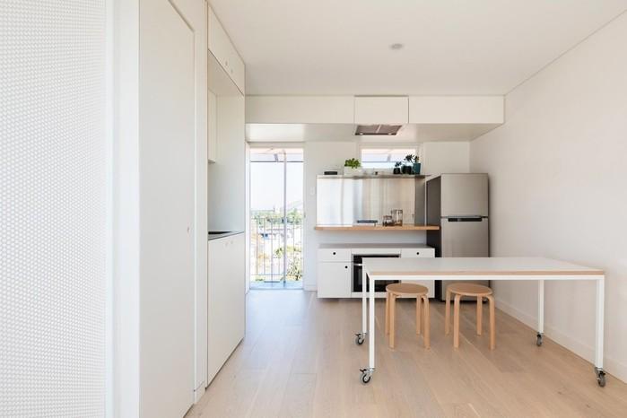 138244505 111117 0901 XXI41 Интерьер квартиры площадью 24 квадратных метра в Сиднее