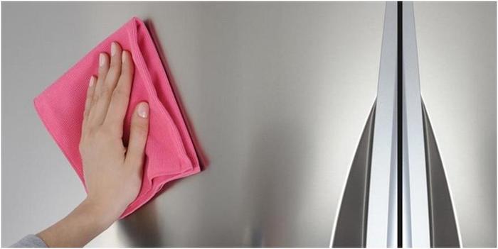 Неожиданный, но очень эффективный способ почистить всю «нержавейку» в доме