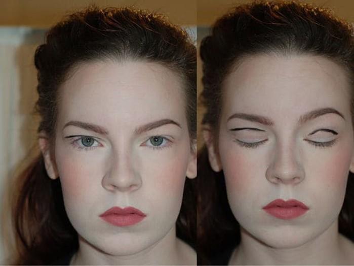 138031739 103017 1829 127 12 классных хитростей макияжа для нависших век   просто попробуйте!