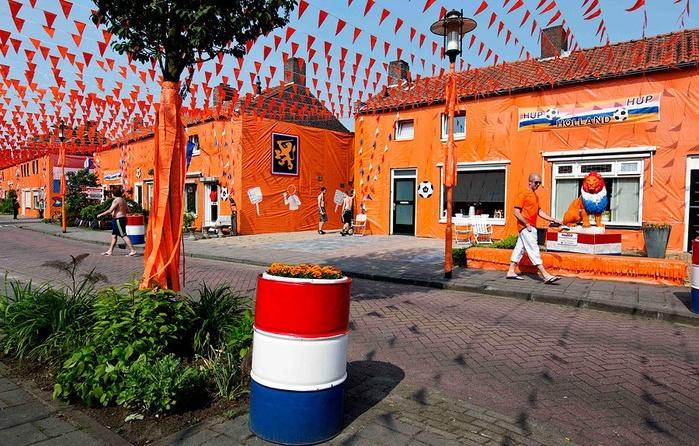 Интересные факты о Голландии
