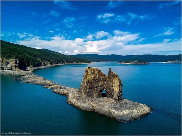 138447999 112017 2123 2 Красоты России: Шантарские острова от Сергея Доли