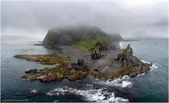 138448001 112017 2123 4 Красоты России: Шантарские острова от Сергея Доли