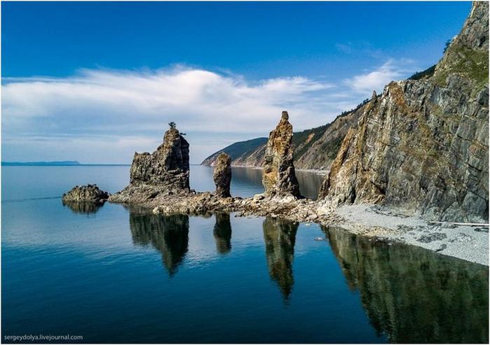 138448005 112017 2123 8 Красоты России: Шантарские острова от Сергея Доли