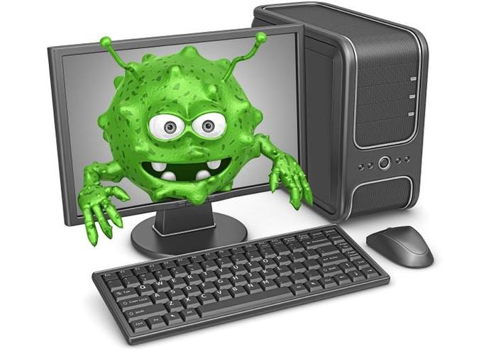 Картинки вируса компьютера