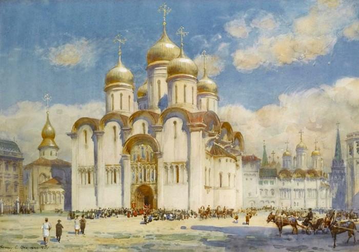 138668633 112817 1423 1 Какие кремли есть в России, кроме московского? История русской архитектуры
