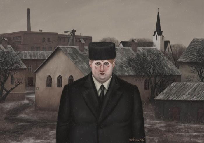 139194319 122217 1205 21 Так Россию еще никто не рисовал! 10 портретов череповецкой художницы