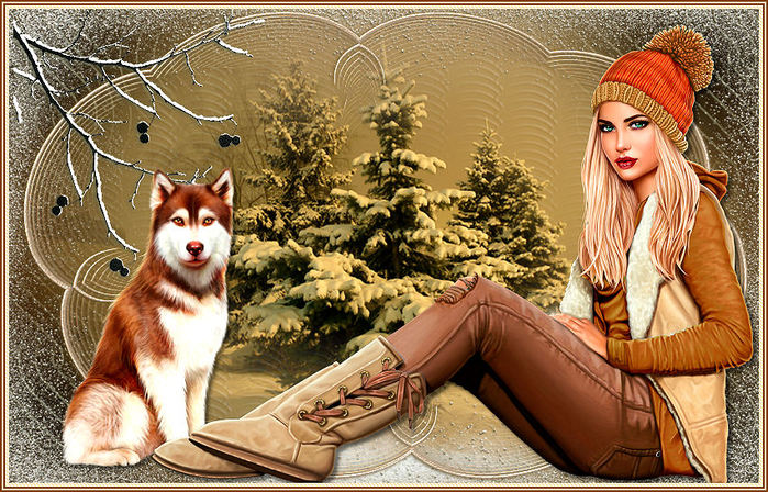 Winter Husky (700x448, 133Kb)