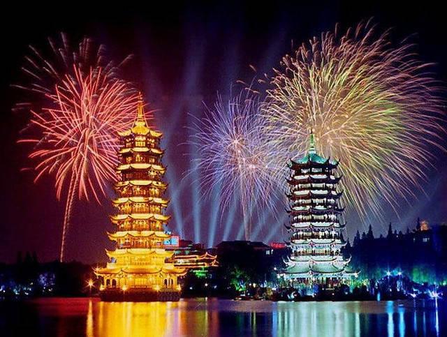 как отметить новый год по китайски