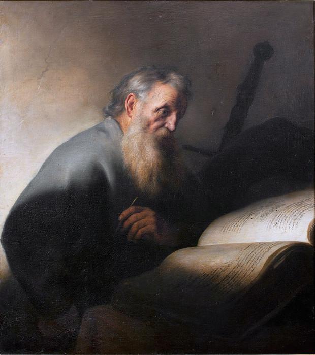 14 Апостол Павел, ок. 1627-1629 (620x700, 121Kb)