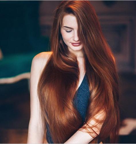 Смывка краски с волос натуральным составами