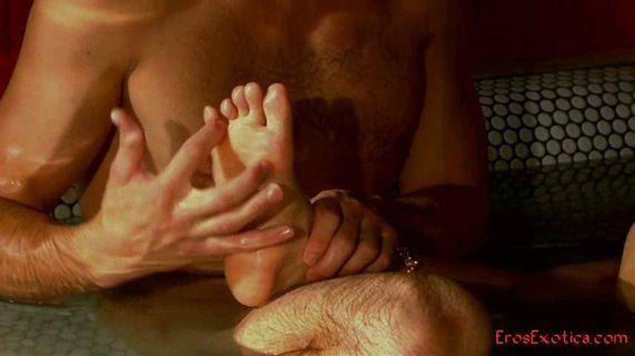 порно массаж ступней - 7