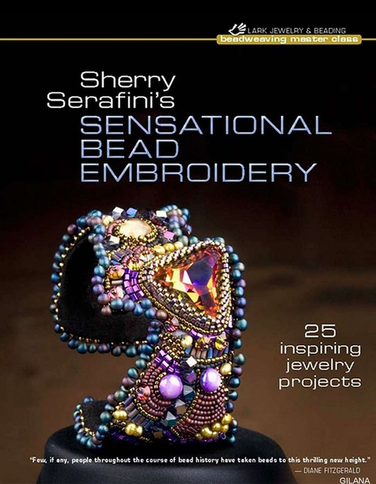 Sherry Serafini - Sherry Serafini's Sensational Bead Embroidery - 2011-001 (545x700, 111Kb)