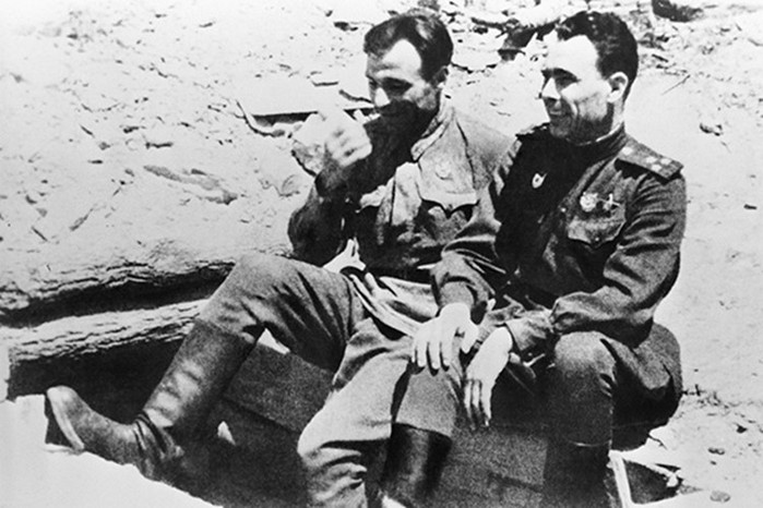 Что в Великую Отечественную войну произошло на Малой земле