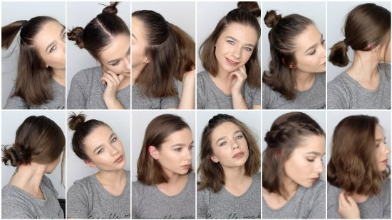Short Fun And Easy Hairstyles - HairStyles