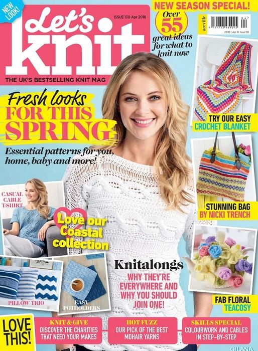 Let's Knit №130 2018.