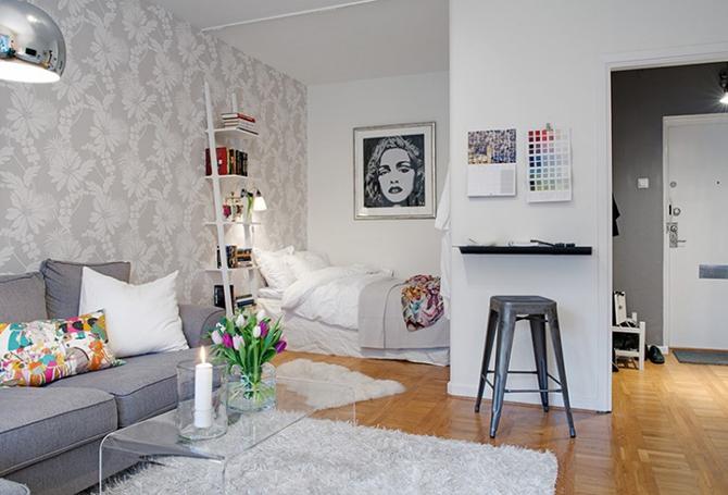 141143105 image003 20 толковых идей для однокомнатной квартиры