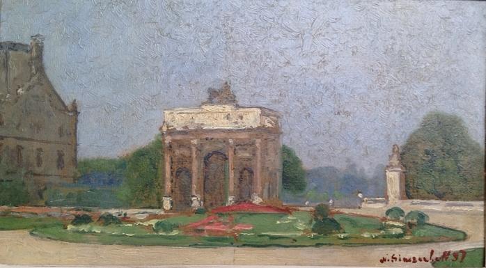 1937 Триумфальная арка (Аукцион) (700x385, 215Kb)