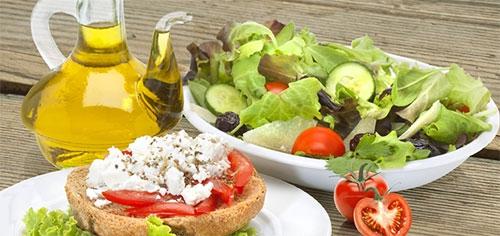 греческая диета для похудения меню
