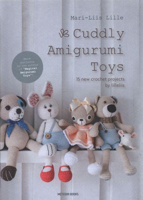 23 Best book | Cuddly Amigurumi Toys images | Amigurumi toys ... | 699x501