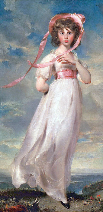 Художник Thomas Lawrence (341x700, 95Kb)