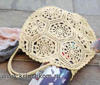 7ce10797733d вязание сумки крючком - Самое интересное в блогах