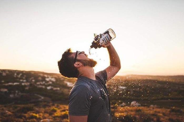 Рекламные мифы: утоляют ли жажду напитки «для утоления жажды»