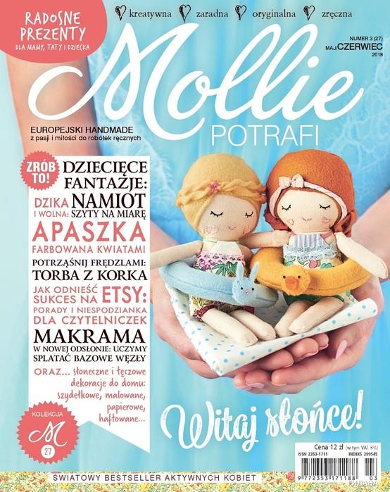 Mollie Potrafi №3 2018.