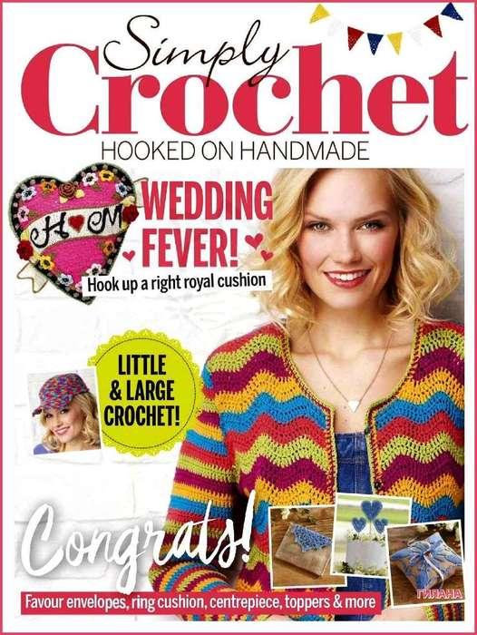 Simply Crochet №70 2018.