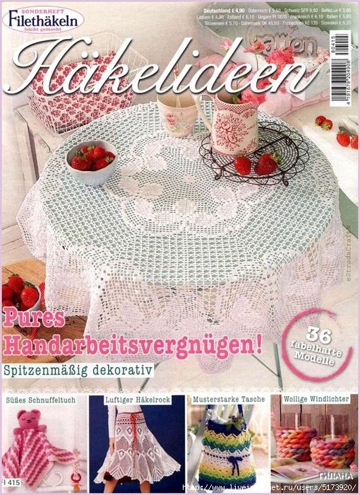 Filethakeln FI415 2018 — Hakelideen.