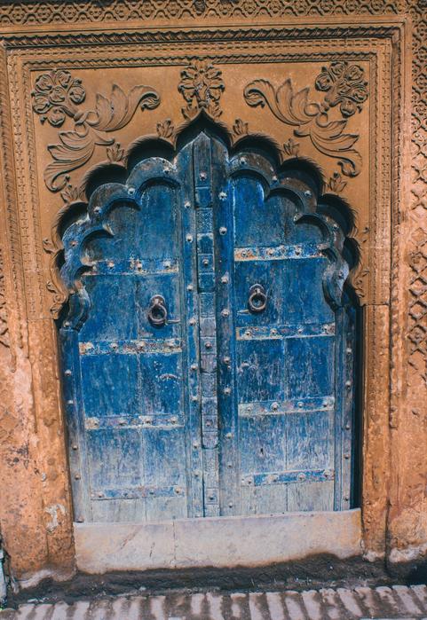 India-door (481x700, 577Kb)