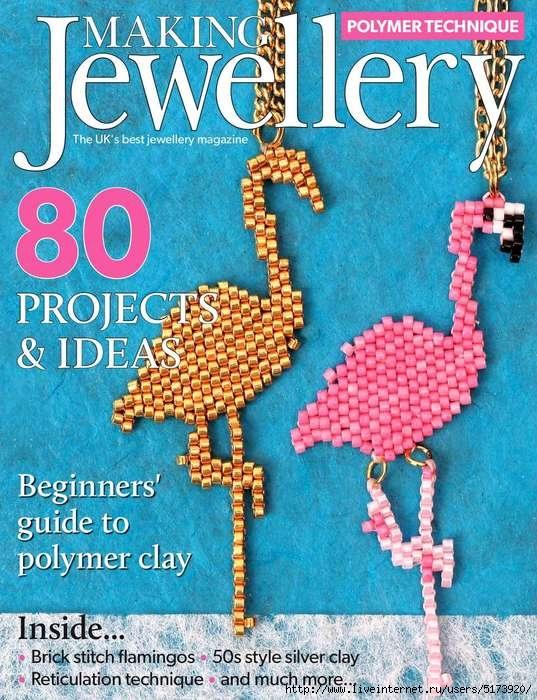 Making Jewellery — June 2018.