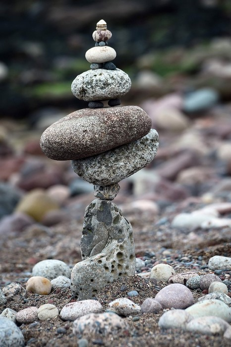 Чемпионат Европы по балансировке камней 2018 года