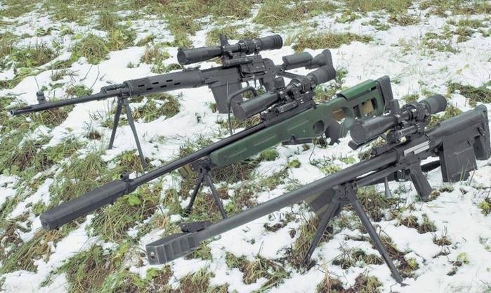 СВД: как стреляет русская снайперская винтовка